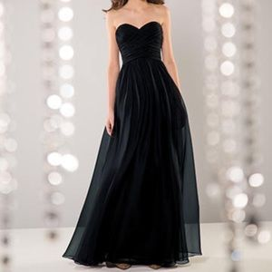 Absolutely stunning strapless gown by B2 Jasmine